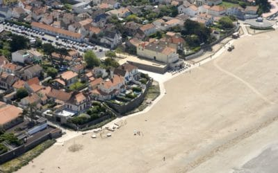 Mesures du Préfet, interdisant l'accès au littoral