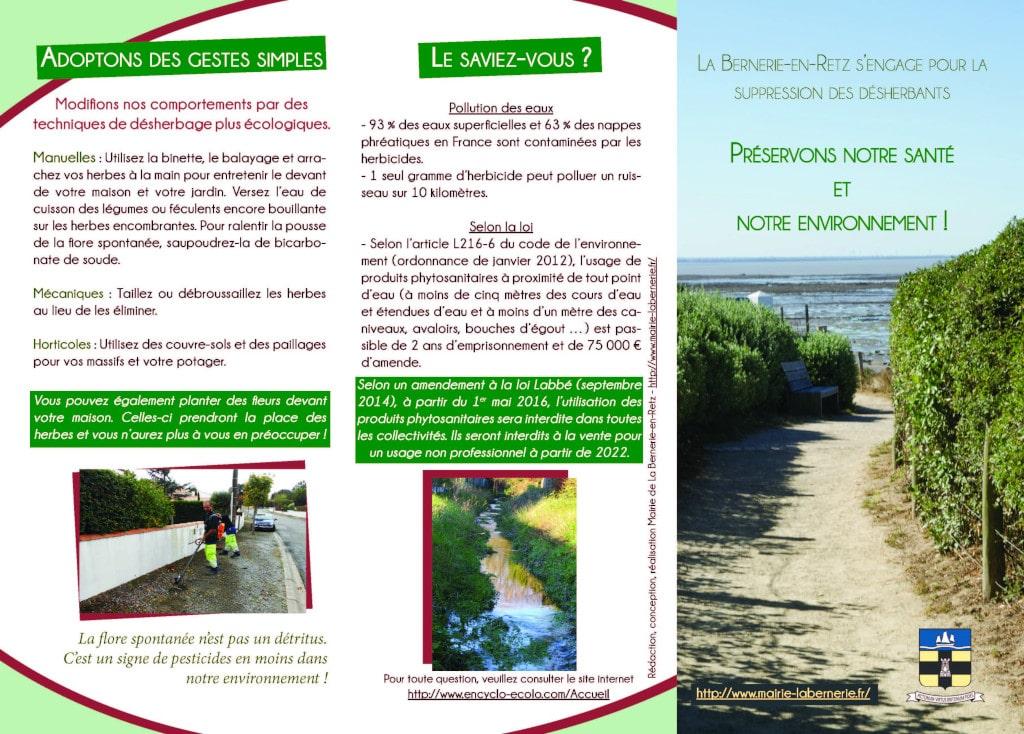 Protection de l'environnement et économie durable