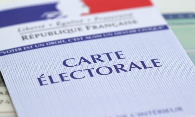 NOUVEAU : Inscription sur les listes électorales