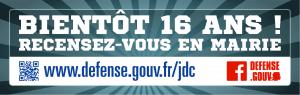 Le recensement citoyen obligatoire, c'est important !