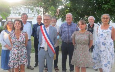 Élection du nouveau conseil municipal