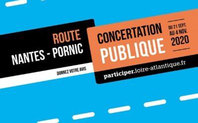 Concertation : Route Nantes-Pornic