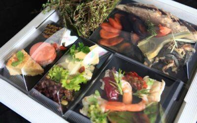 La restauration à La Bernerie : menus à emporter